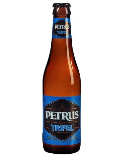Bia Petrus Tripel 8%-Chai 330ml