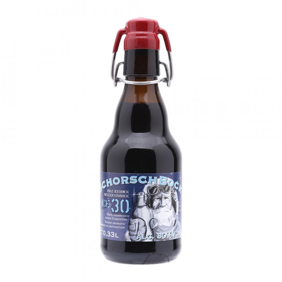 Bia Schorsch Bock Ice 30%-Chai 330ml