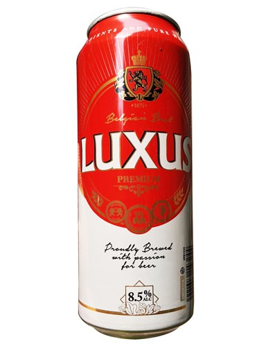 Bia Luxus 8,5%-lon 500ml