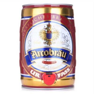 Bia Arcobrau Urfass Premium 5.2%-Bom 5l