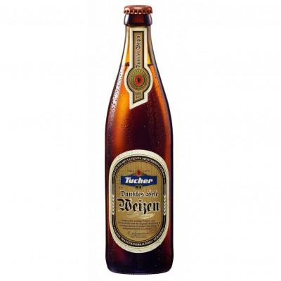 Bia Tucher Dunkles Hefeweizen 5.2%-Chai 500ml