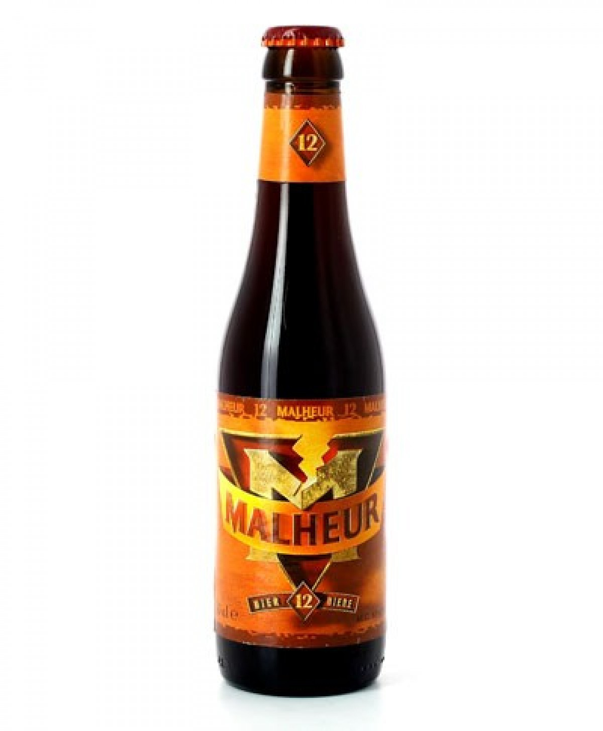 Bia Malheur 12 11.5%-Chai 330ml