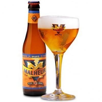 Bia Malheur 10 10%-Chai 330ml