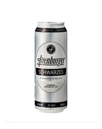 Bia Altenburger Schwarzes 4.9%-Lon 500ml