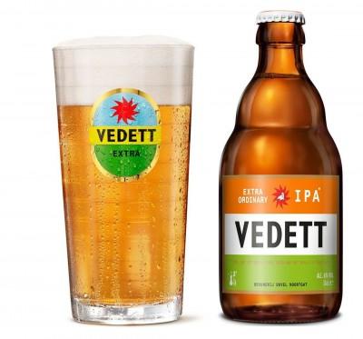 Bia Vedett IPA 5,5%-chai 330 ml