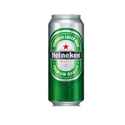 Bia Heineken Hà Lan 5% – lon 500ml