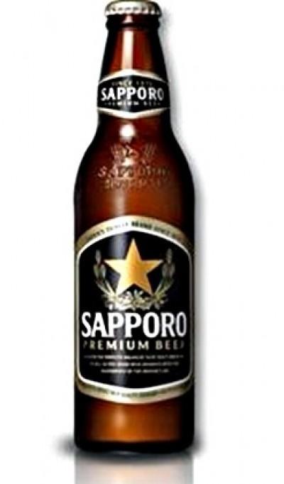 Bia Sapporo Premium 5% –  chai  330ml