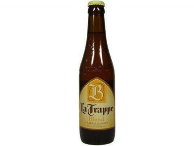 Bia La Trappe Blond 6,5% - chai 330 ml