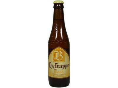Bia La Trappe Blond 6,5% - chai 330 ml