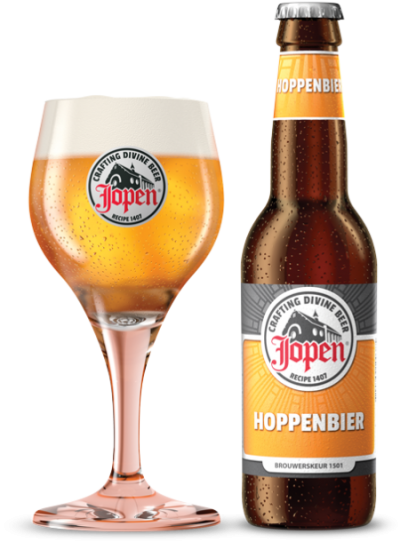 Bia Jopen Hoppenbier 6,8%-chai 330ml