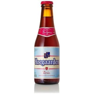 Bia Hoegaarden Rosee 3%-lon 250 ml