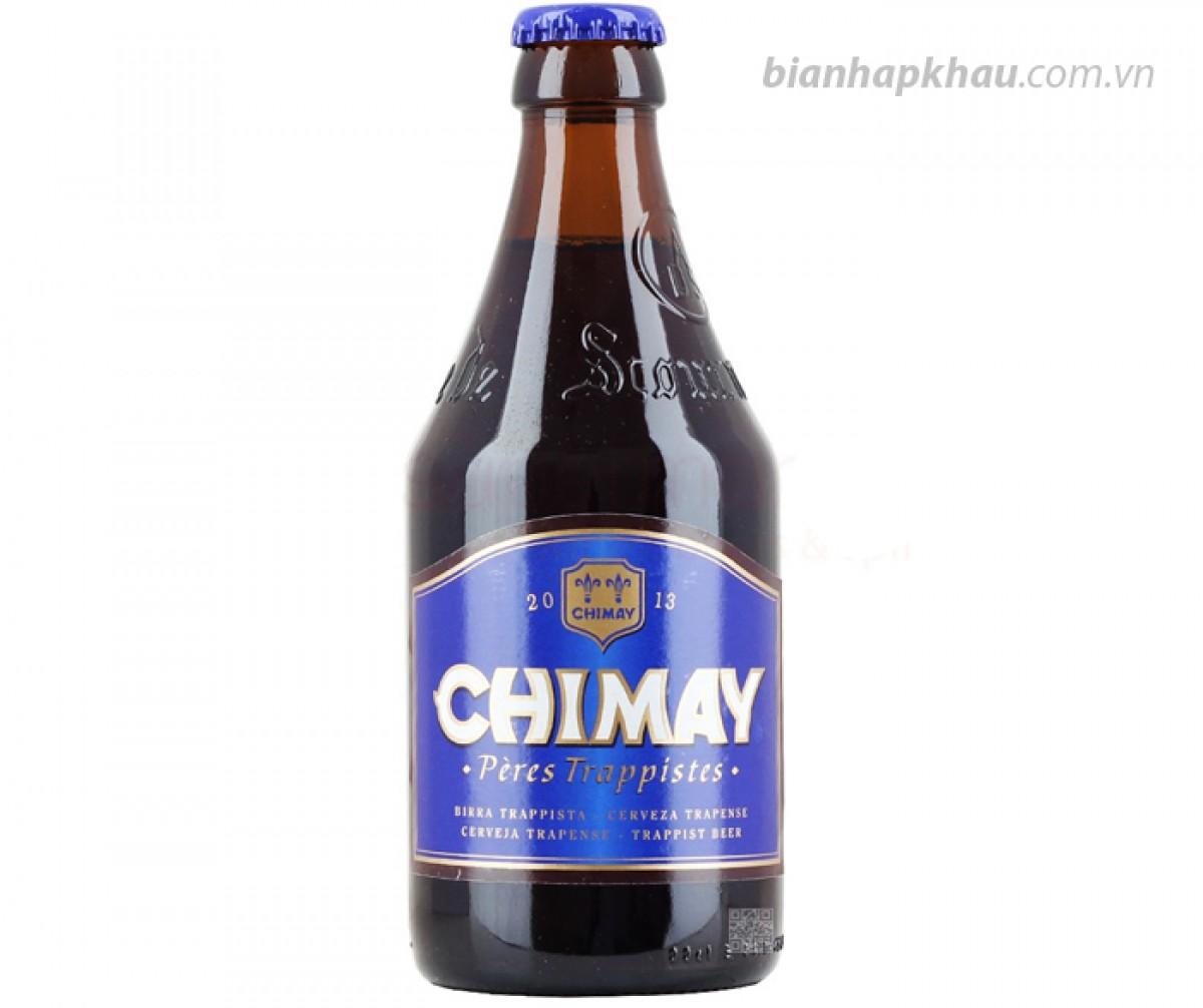 Bia Chimay xanh 9% - chai 330ml