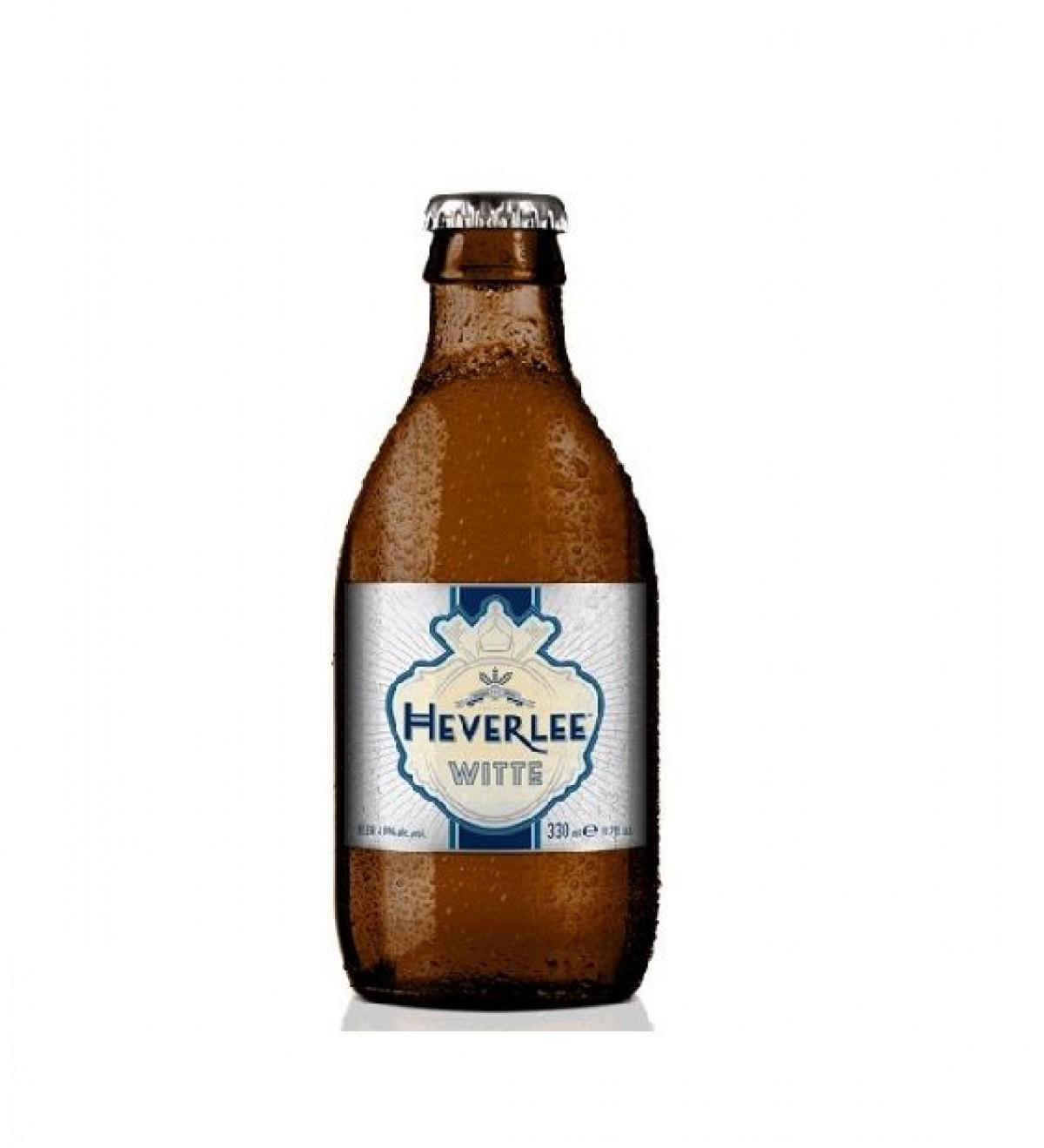 Bia Heverlee Witte 4.8%-chai 330 ml