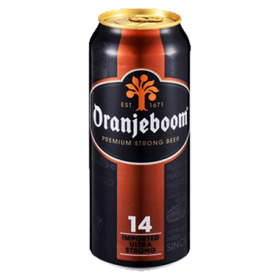 Bia Oranjeboom 14%–Lon 500ml
