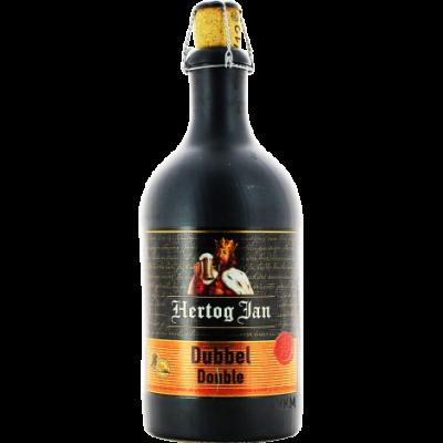 Bia Sứ Hertog Jan Dubbel 8%-chai 500 ml