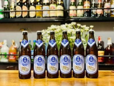 Bia Hofbrau Munchen Munchner Weisse 5,1%-chai 500 ml